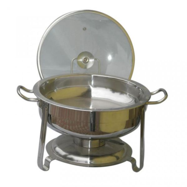 Eleganter Chafing-Dishes