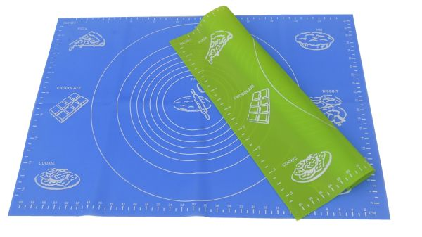 Silicone mat 45cm<br>x 64cm pastry board