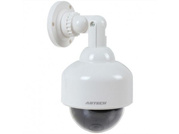 Dummy camera with<br>motion sensor - LED