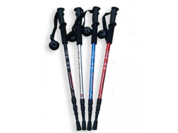Trekking poles<br> Nordic walking<br>sticks