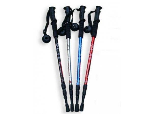 Trekking poles<br> Nordic walking<br>sticks