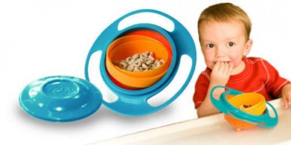 Niekapka Schüssel<br>für Kinder
