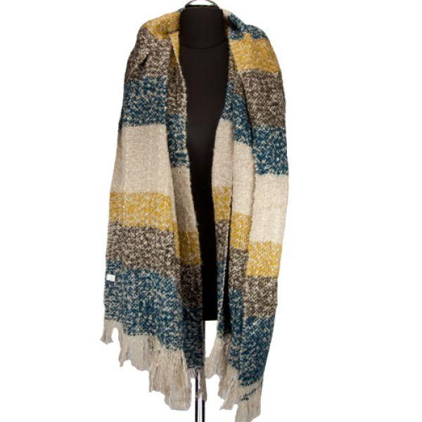 Fashionable scarf,<br>unisex, 180x65cm