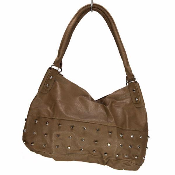 Modische<br> Handtasche Eliane,<br>Braun