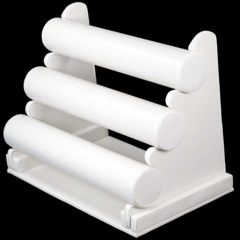 Armkettenständer<br>3X, White