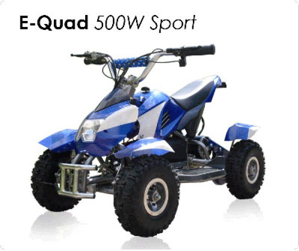 Electric Quad 500W<br>- Sports
