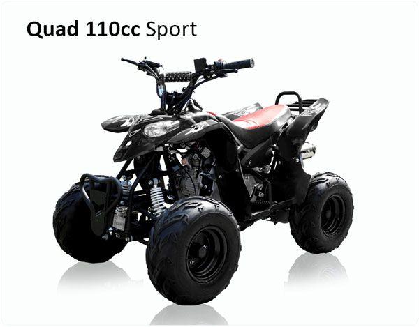 Quad 110cc - Sports