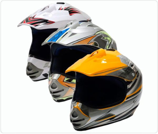 Cross Helmet 819-3