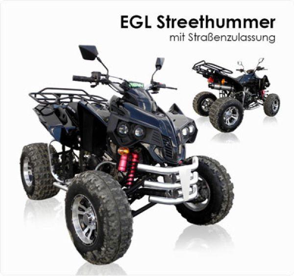 Quad 250cc EGL<br>Street Hummer