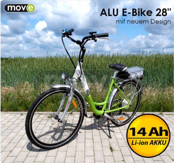 ALU E-Bike 14Ah 28