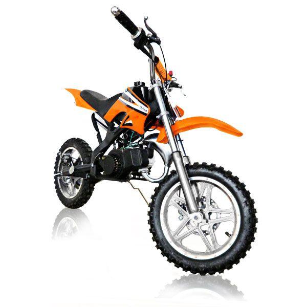Dirtike 49cc -<br> Delta Poketbike<br>Crossbike