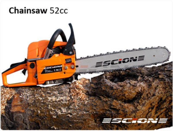 Scion Chainsaw - 52cc