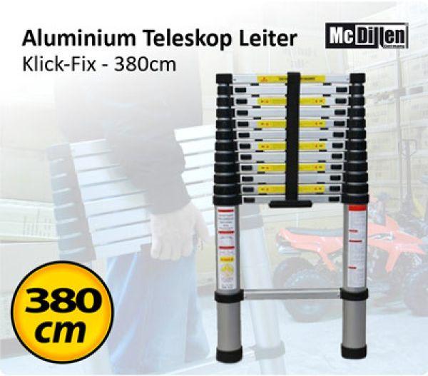 Aluminum conductor<br>- KlickFix 380