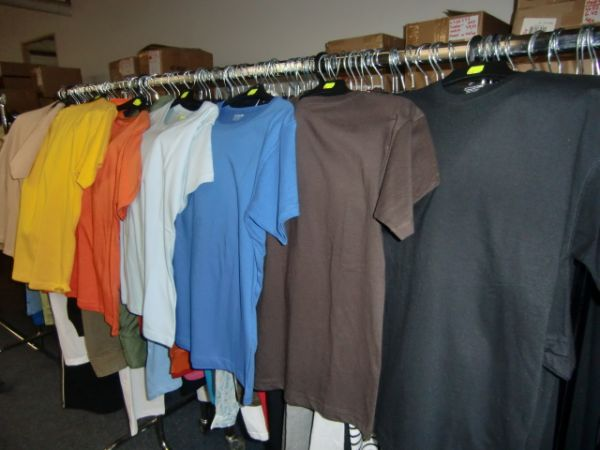 Restposten Herren<br> T-Shirts Mixposten<br>Baumwolle