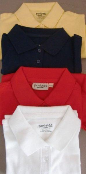 Sonderposten Restposten Bodytec Kinder Poloshirts