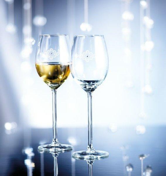 Weißwein Gläser<br>Set 2tgl.  Diadem