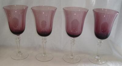 Rotwein Gläser-Set 4 tlg. Maravilla Farbe Beere
