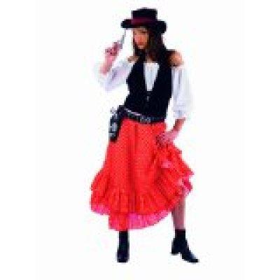 Fasching Karneval Kostüm Sexy Cowgirl