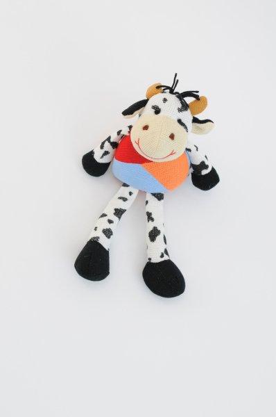 Spielzeug Puppe Häkelkuh
