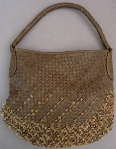 Cinnamon Skye Handtasche Leder braun
