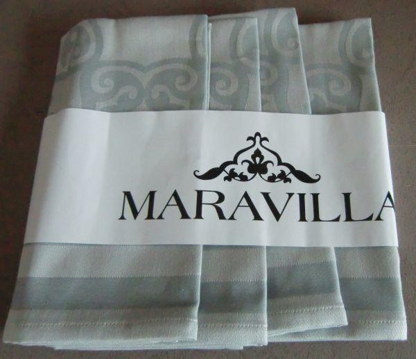 Stoffservietten<br> Maravilla<br> Impressionen 4tlg. ...