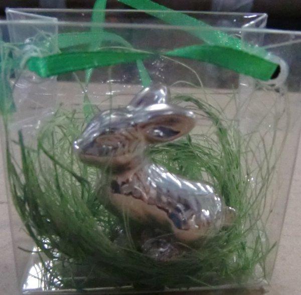 Ostern Dekoration Geschenktütchen Osterhase 3tlg