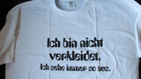 Mixposten 10 Herren T-Shirts Fun-Shirts Fasching