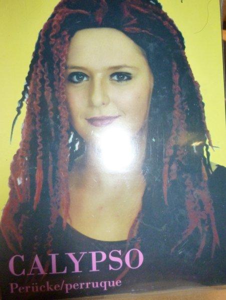 Fasching Karneval Damen Perücke Calypso