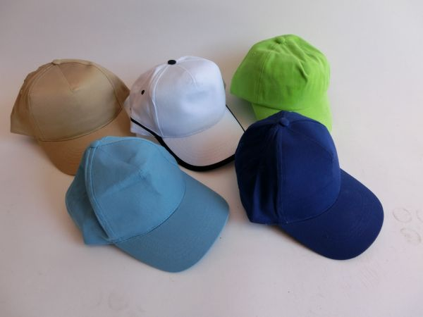 Mixposten Sonderposten 20 Baseball Caps Kappen