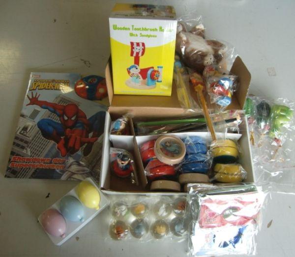 Mixposten Aktionsware Spielzeug 40 Teile