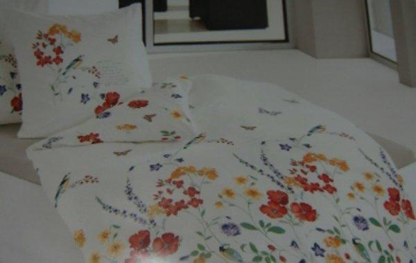 Bettwäsche von BIERBAUM Baumwolle Blumen