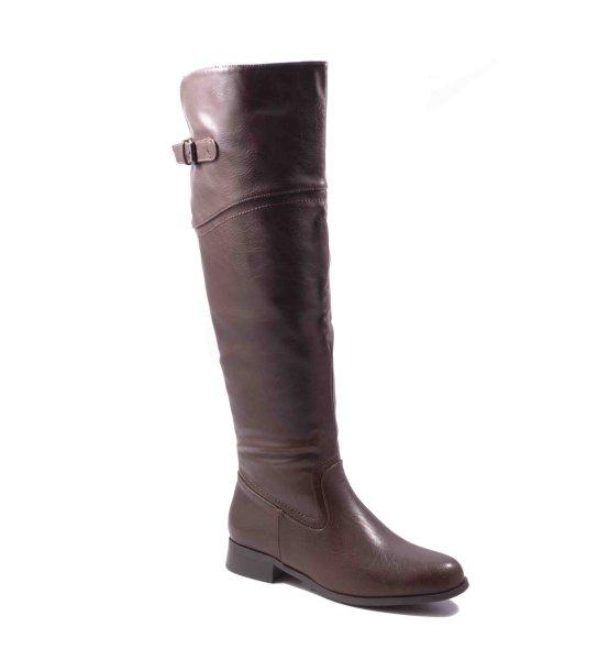 Jumex Damen Schuhe<br> Damenschuhe<br>Stiefel Braun