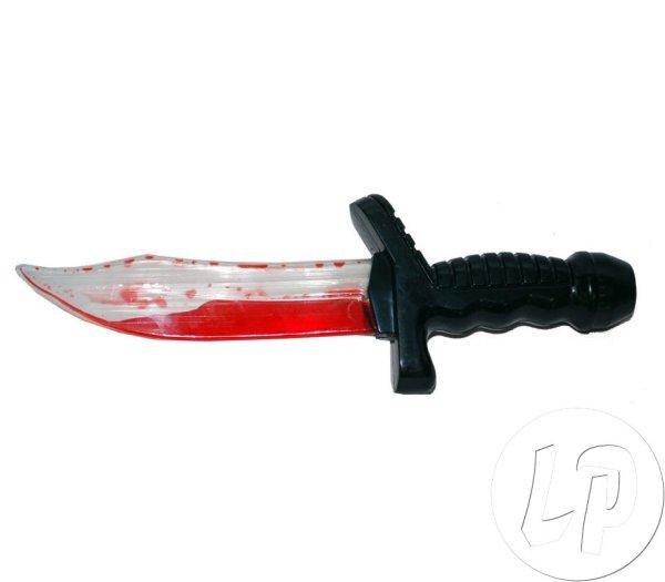 bloedige dolk 25cm