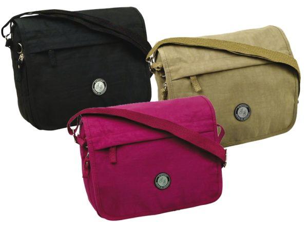 Überschlagtasche<br> von STEANO in 3<br>Farben lieferbar