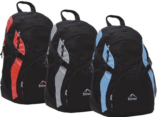 Backpack range of<br>Stefano