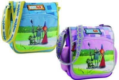 Ritter Rost<br>Kindergarten Bag