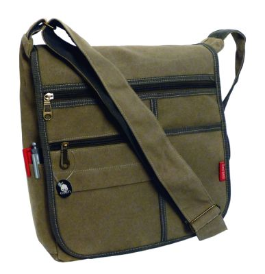Large Canvas Bag<br>by DJ Stefano