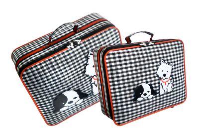 Dzieci walizka<br> zestaw dla<br>chłopców i dziewcząt