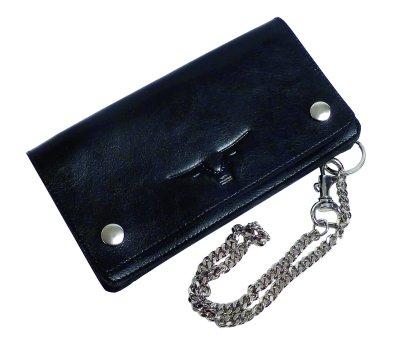 Sieć Leather<br>Wallet STEFANO