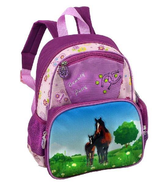 Kinder Rucksack<br>mit Pferdemotiv