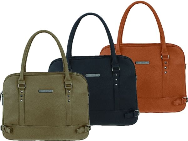 Business bag by<br> STEFANO in 3<br>colors available