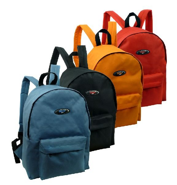 Backpack by<br> STEFANO available<br>in 4 colors