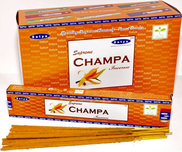 Satya Supreme<br>Champa Weihrauch
