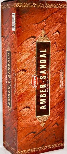 Amber incense Sandal