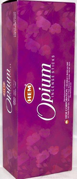 Opium Räucherstäbchen