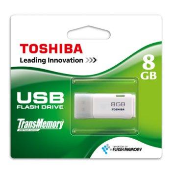 Toshiba 8GB USB2.0<br>STICK (HAYABUSA)