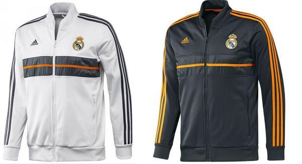 ADIDAS REAL<br>MADRID&#39;S HOODIE