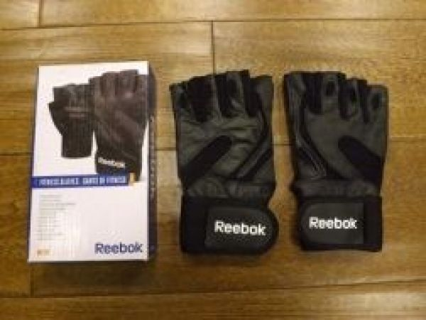 Reebok gloves<br> Training model<br>I23700