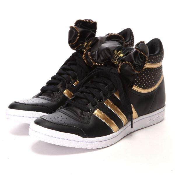 LADIES SHOES<br> ADIDAS TOP TEN HI<br>SLEEK