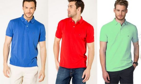 TOMMY HILFIGER<br>MEN&#39;S POLO